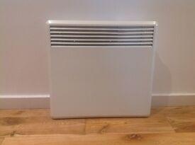 2 x Nobo wall heaters(500w)