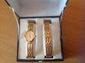 Brand New Watch/ Bracelet Set (boxed) £10