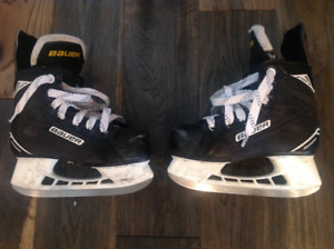 Bauer Supreme S140 youth skates size 12