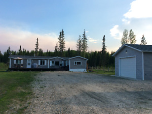 Acreage for sale 10 mins west of Drayton Valley