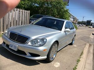 2004 S55 AMG v8 Kompresser Low KM 570 hp