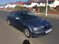 2004 BMW 320 CD SE MANUAL COUPE CHEAP