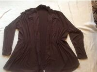 George ladies Cardigan size 24 cotton £4