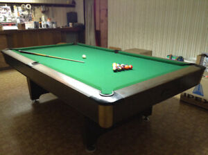 Pool table - time to party!