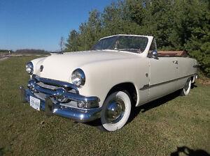 1950 1951 flathead shoebox Ford & Meteor convertible doors London Ontario image 6