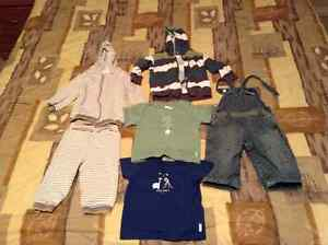 6-9 month baby mexx boys clothes