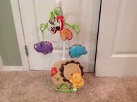 Fisher Price Luv You Zoo Mobile