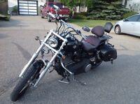 Harley-Davidson FXDWG