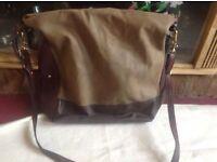 Accessorize ladies shoulder handbag used £4