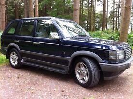 Range Rover 4X4 - Low miles, 1 year mot.