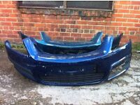 Vauxhall Zafira 2005 2006 2007 genuine front bumper for sale