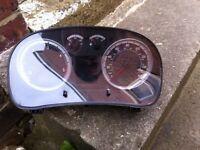 Vw golf mk4/bora sport clocks