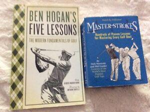 Ben Hogan's Five Lessons & Master-Strokes West Island Greater Montréal image 1