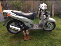 Honda sh125 spares or repairs