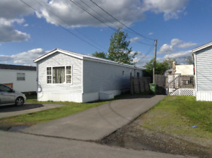 Large 3 bedroom mini home available