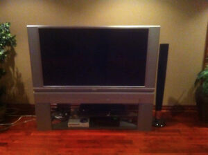 60 Inch Television West Island Greater Montréal image 1