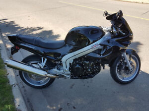 2002 Triumph Sprint RS 955i