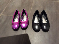 Land End size 12 girls party shoes