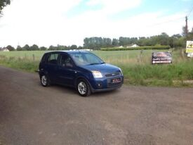 24/7 Trade sales NI Trade Prices for the public 2008 Ford Fusion 1.4 Zetec Climate Automatic