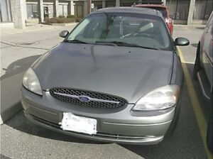 2001 Ford Taurus SEL Sedan