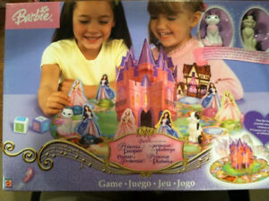 Barbie Game-Princess and the Pauper-3D castle London Ontario image 3