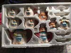 Teddy bear tea set / ensemble de thé pour enfant Gatineau Ottawa / Gatineau Area image 3