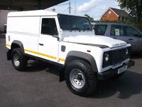 2011(61) Land Rover 110 Defender 2.2 TDCi DPF Regular Hardtop