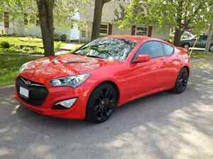 2014 Hyundai Genesis Coupe R-SPEC - EXT WARRANTY
