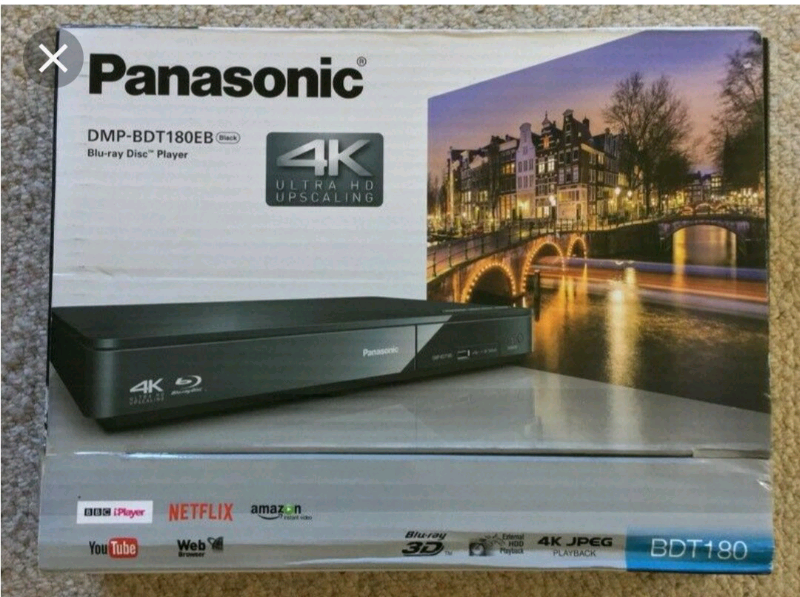 Panasonic Blu Ray player | in Quedgeley, Gloucestershire | Gumtree