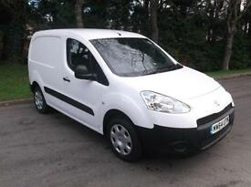2014 64 Peugeot Partner 1.6HDi ( 92 ) 850 Professional L1 850 23611Miles
