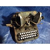 Antique Oliver #9 Printype Typewriter - Parts Not Working