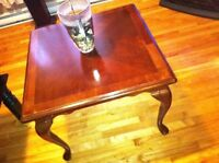 Table basse style antique