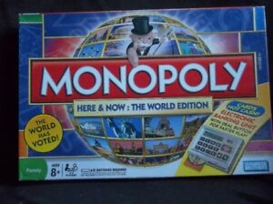 Monopoly - Here & Now - World Edition