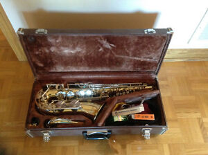 Saxophone, Trumpet, Clarinet for Sale