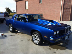 1980 Oldsmobile Cutlass Show Car Mint