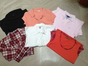 Lot of 6 woman's top