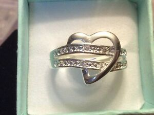 STERLING SILVER RINGS SIZE 8 St. John's Newfoundland image 7