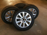 "17"" VW Rims For Sale"