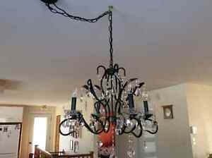 Lampes suspendues