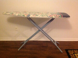 Metal Ironing Board with Slip Cover