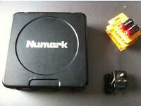 Numark PT-01 USB Portable Turntable