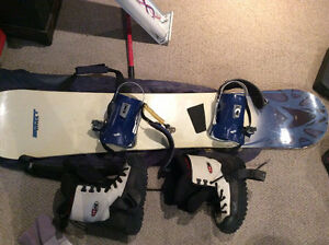 Scott altruis 150 snow board