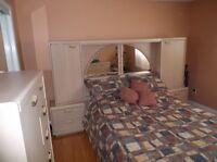 set de chambre complet (comme neuf)