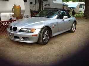 1996 BMW Z3 Cabriolet