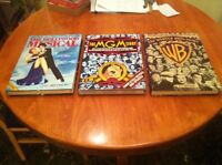 Hollywood Hardcover Books - All 3 for $10 or $5 each