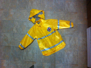 I am selling a brand name carters rain jacket  size 7