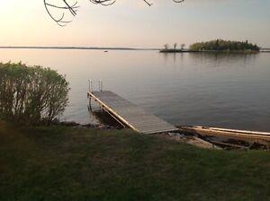 Rental cottage lakefront