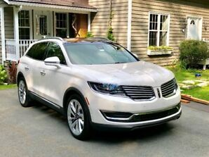 2018 Lincoln MKX Reserve SUV, Crossover