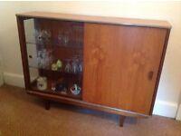 Display cabinet - retro