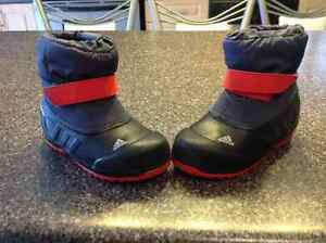 Toddlers Adidas boots